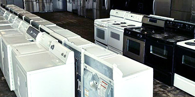 Washers, Dryers, and Stoves